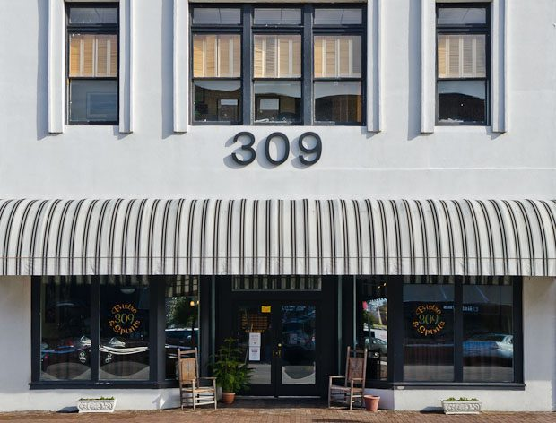 309 Bistro, Edenton, North Carolina