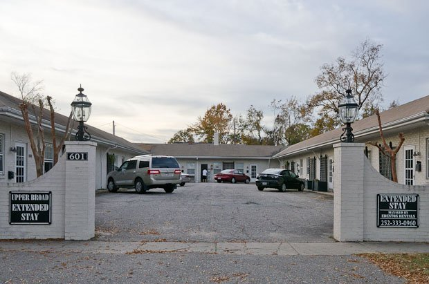 Upper Broad Extended Stay, Edenton, North Carolina