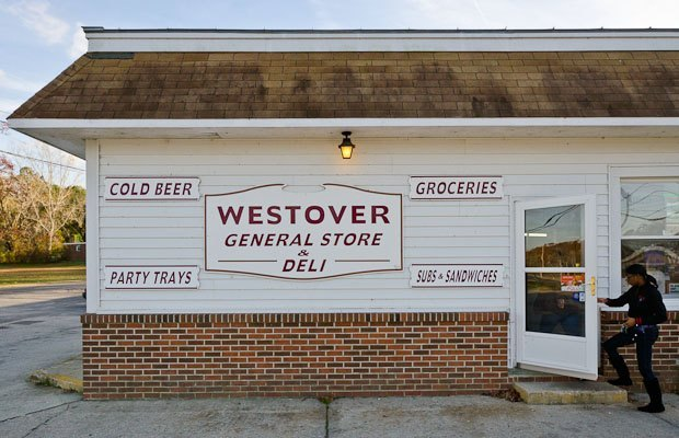 Westover General Store & Deli, Edenton, North Carolina