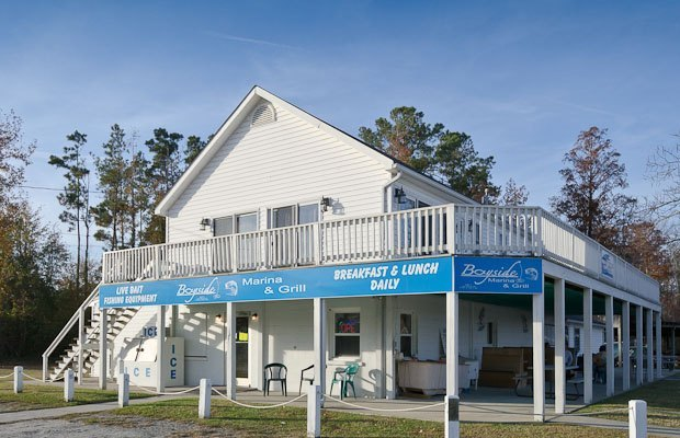 Bayside Marina Bass Tournaments, Edenton, North Carolina