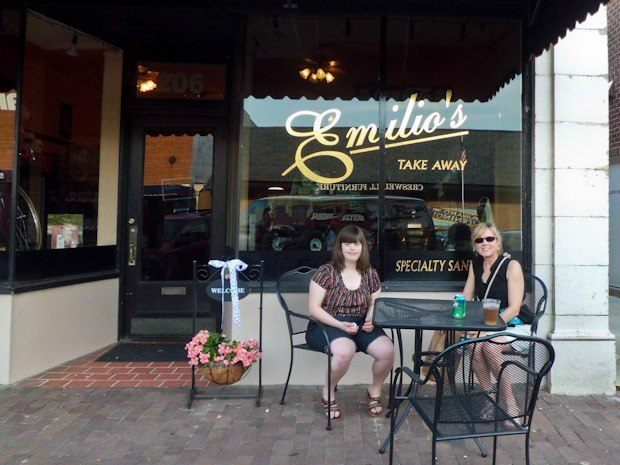 Emilios, Edenton, North Carolina