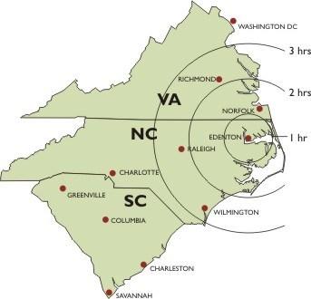 Directions  Visit Edenton  Chowan County  North Carolina
