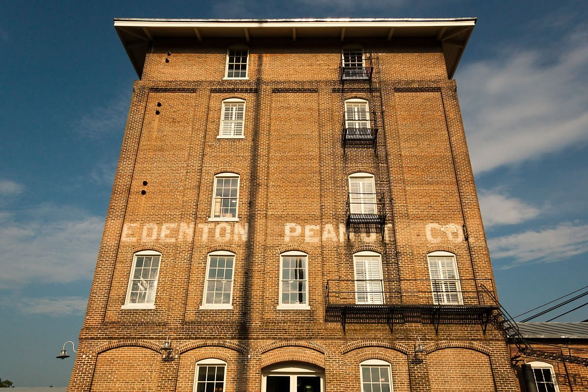 Old Edenton Peanut Co. building