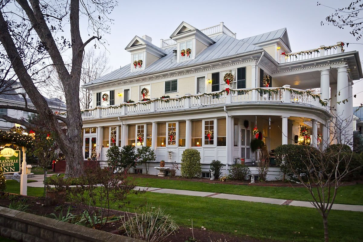 Granville Queen Inn, Edenton, North Carolina (Photo by Kip Shaw)