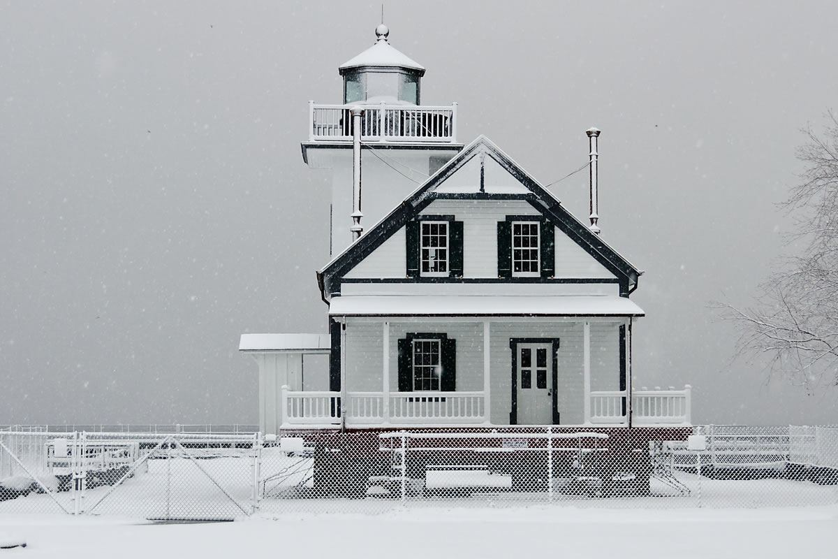 Roanoke River Lighthouse (<em>photo by Kip Shaw</em>)