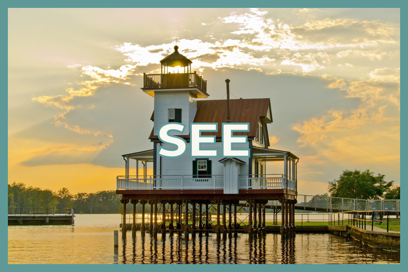 see the sites in edenton nc