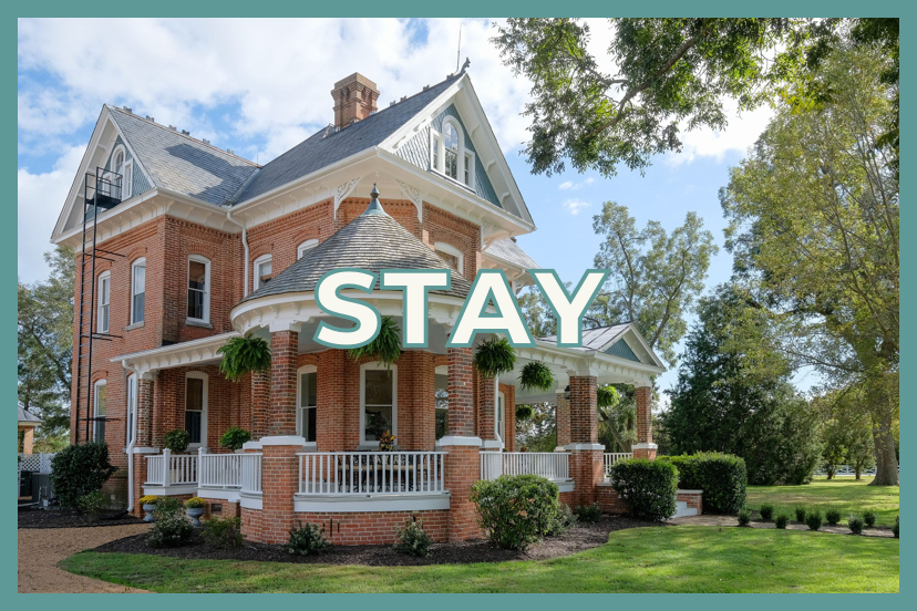 stay in edenton nc