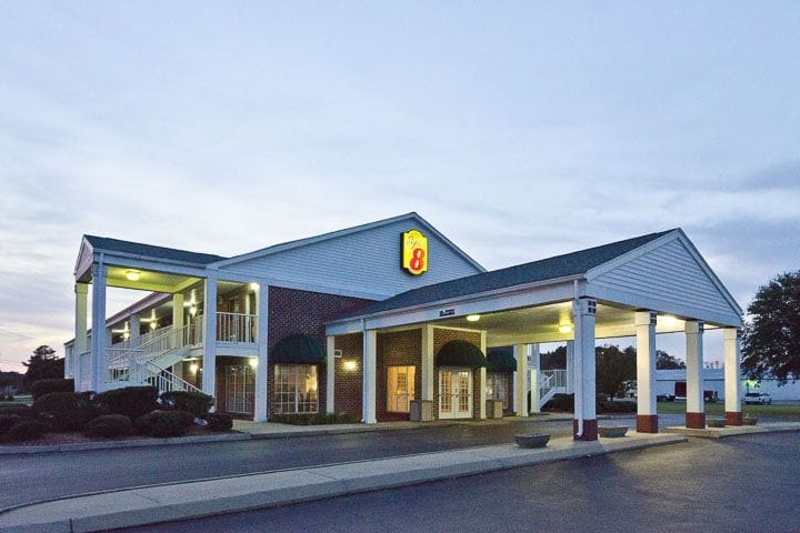 Motels In Edenton Nc